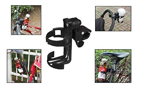 LL-Golf Universele fiets drankhouder/flessenhouder/wandelaar/rolstoel/bottle holder