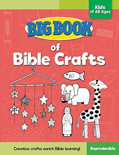 Compare Textbook Prices for Big Book of Bible Crafts for Kids of All Ages Big Books Act Csm Edition ISBN 9780830772391 by Cook, David C