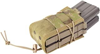 High Speed Gear X2R TACO MOLLE Double Rifle Mag Pouch, Made in the USA