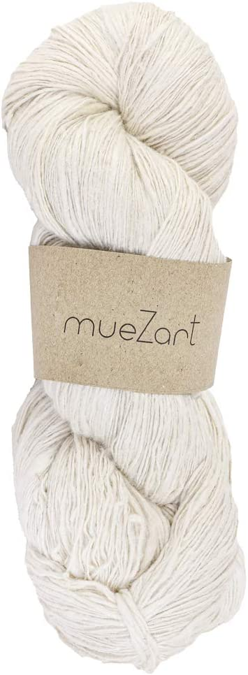 Muezart Max 56% OFF 100% Natural Erilina Over item handling ☆ Hand Spun Yarn Skei 100g Silk Eri