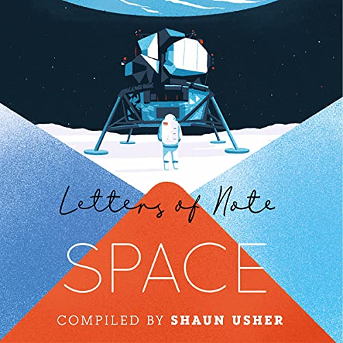 Letters of Note: Space cover art