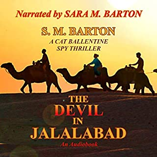 The Devil in Jalalabad cover art