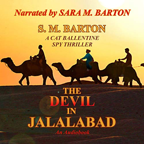 The Devil in Jalalabad audiobook cover art