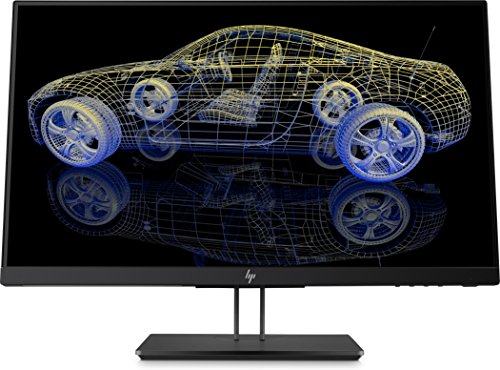 HP Z23n G2 LED Display 58,4 cm (23') Full HD Plana Negro - Monitor (58,4 cm (23'), 1920 x 1080 Pixeles, Full HD, LED, 5 ms,...