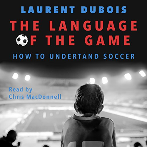 The Language of the Game audiobook cover art