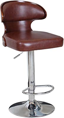 Enjoyable Amazon Com Hzpxsb Modern Bar Stools Leatherette Exterior Creativecarmelina Interior Chair Design Creativecarmelinacom