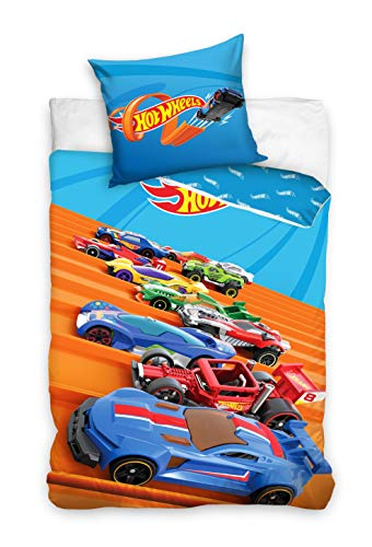 Hot Wheels Bettwäsche - bedlinen - Linge de lit - Ropa de cama - Biancheria da letto hw203001-1