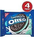 Oreo Kekse Chocolate Cool Mint Creme - 4er Pack (4x432g)
