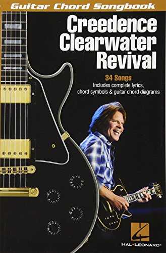 Creedence Clearwater Revival Guitar Chord Songbook