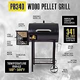 Compare Traeger BAC362 Vs. Pit Boss PB440TG Portable Pellet Grill