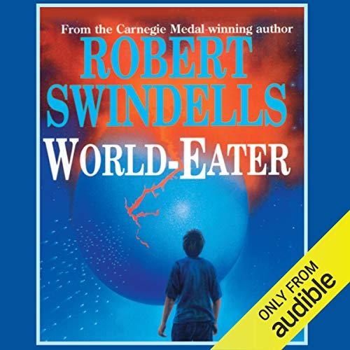World-Eater audiobook cover art