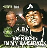 100 Racks in My Backpack