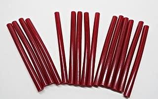Glue Gun Sticks Adhesives Halloween Blood Red Colored Mini Hot Melt Glue Sticks 4