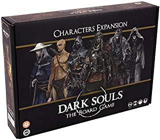 Dark Souls: Character Expansion