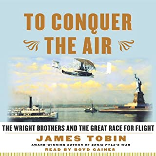 To Conquer the Air audiobook cover art
