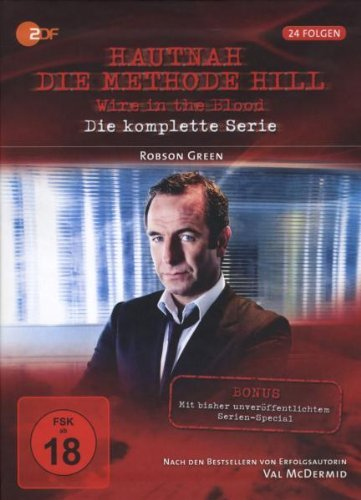 Hautnah - Die Methode Hill - Die komplette Serie [24 DVDs]