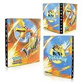 Porta Carte Pokemon, Album di Carte Collezionabili Pokémon, album di carte da collezione,...