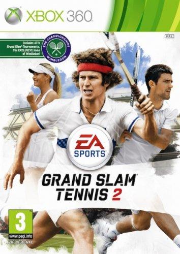 Electronic Arts - EAI07608697 - XBOX Grand Slam Tennis 2