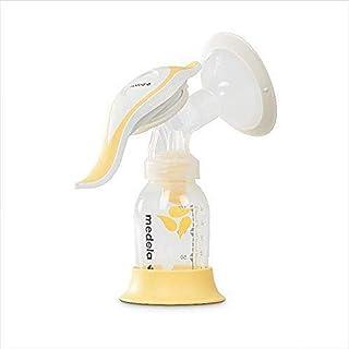 Medela - Sacaleches manual Harmony (versión flexible, función estimulación más de leche, más comodidad