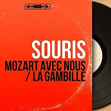 Mozart avec nous / La gambille (feat. Hubert Degex et son orchestre) [Mono Version]