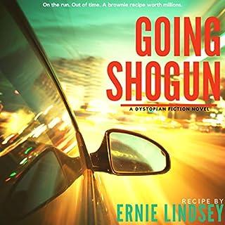 Going Shogun audiobook cover art