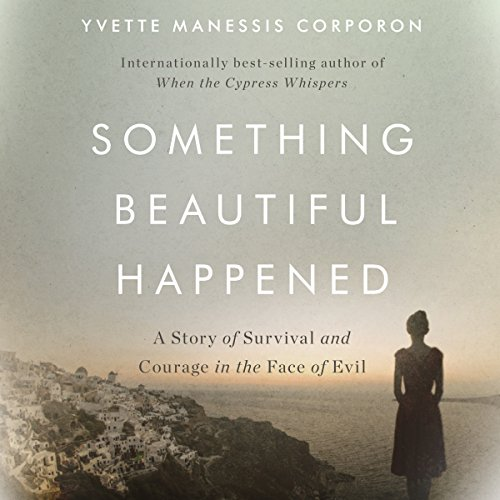 Something Beautiful Happened audiobook cover art