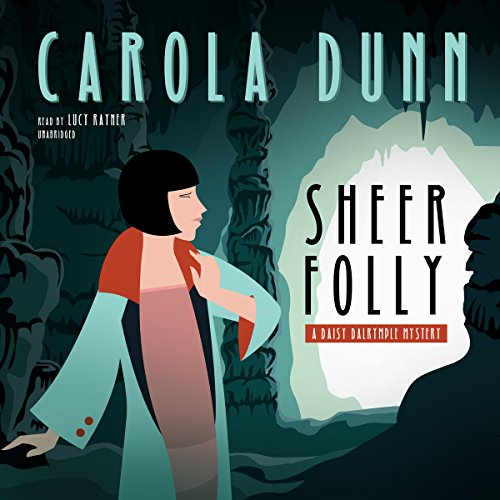 Sheer Folly audiobook cover art