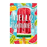 28 x 40 Inches house flag Fade/weather resistant,thick fabric. Text correctly readable on double sided. Beautiful design---colorful, vibrant, bright designs from creative, original artwork Artistic flags hang beautifully from a sewn-in sleeve and it'...