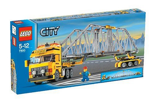 LEGO City 7900 - Schwertransporter