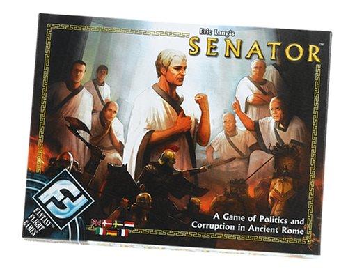 Heidelberger Spieleverlag MA11 - Senator, deutsche Ausgabe
