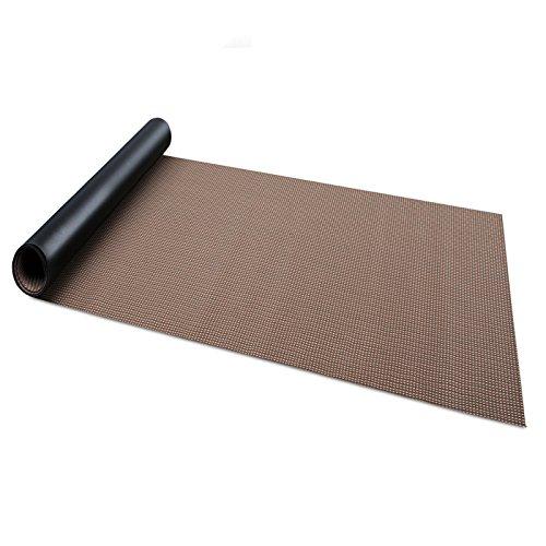 casa pura® Indoor- und Outdoor-Bodenbelag Modena | kunstvoll gewebter Terrassenteppich | als Outdoor Teppich Meterware oder Läufer für innen | 40 Größen (60x300cm)