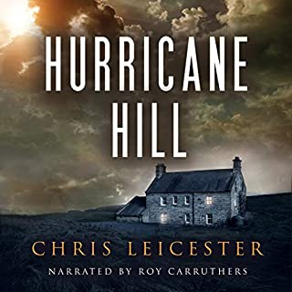 Hurricane Hill audiobook cover art