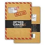 Hidden Games Tatort Krimispiel Fall 2 - Das Diadem der Madonna - Escape Room Spiel