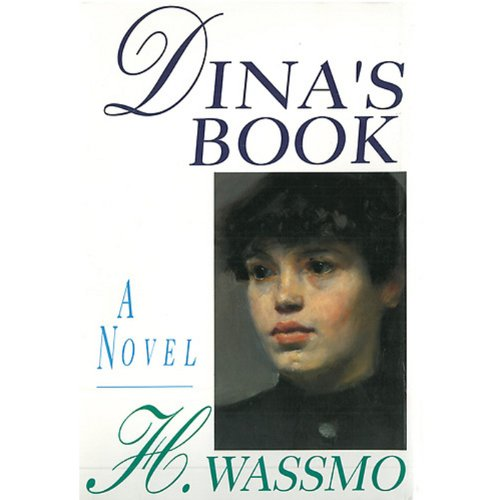 Dina's Book audiobook cover art