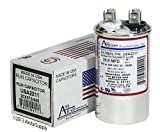 Goodman CAP200000440RPP Replacement - 20 uf/Mfd 370/440 VAC AmRad Round Universal Capacitor, Made in The U.S.A.