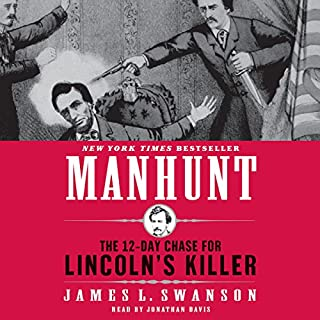 Manhunt cover art