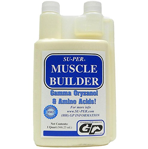 SU-PER Muscle Builder - 32 ounce