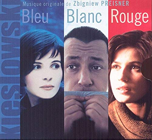 3 Colors: The Trilogy: Blue-White-Rouge