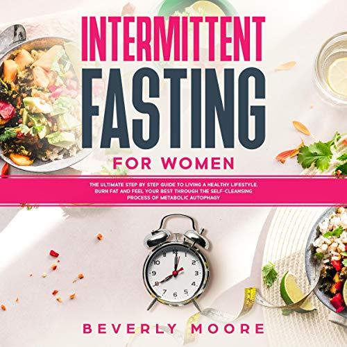 Page de couverture de Intermittent Fasting for Women
