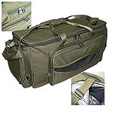 NGT Jumbo Large Holdall Carryall Bag Green 909-L Airsoft Camping Kit Bag
