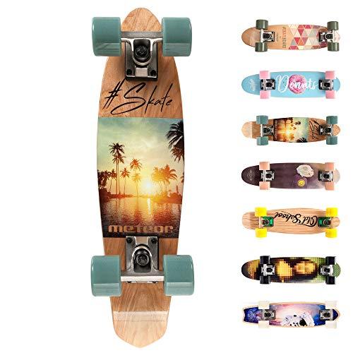 markArtur -  Holz Skateboard