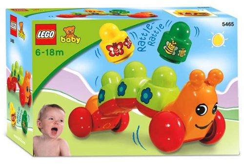 LEGO Baby 5465 - Raupe Löwenzahn