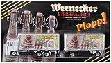 Wernecker Nr.16 - Plopp, Laurentius ungefiltertes Kellerbier - Man F90 - Hängerzug Oldie