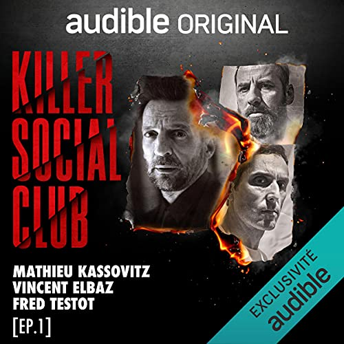Free Audio Book - Killer Social Club   Le Pilote