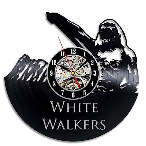 Reloj Reloj de Pared Mural Horloge ParedMaterial de Vinilo Arte de la...