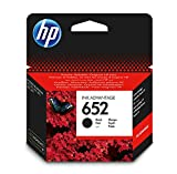 HP 652 - Cartucho de tinta para impresoras (Negro, HP, -40 - 60 °C, - HP DeskJet Ink Advantage 1115 Printer (F5S21C), 15 - 32 °C, 20 - 80%)
