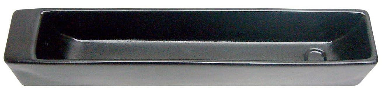 非難するプロポーショナル腐食するノルコーポレーション お香立て ラスター インセンスホルダー ブラック OS-LUH-1-3