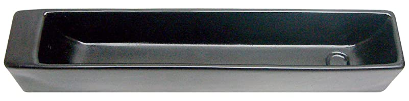 み成功するアームストロングノルコーポレーション お香立て ラスター インセンスホルダー ブラック OS-LUH-1-3