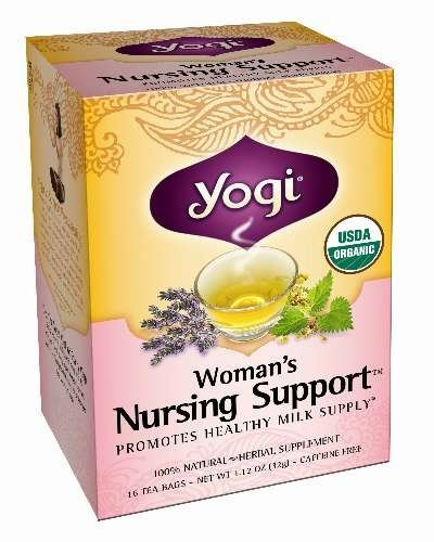 Yogi Woman's Nursing Mom Tea (3x16 bag) by YOGI