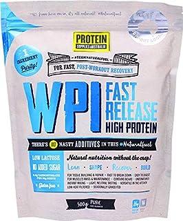 Protein Supplies Australia Pure Whey Protein Isolate Powder 500 g , , Pure 500 grams